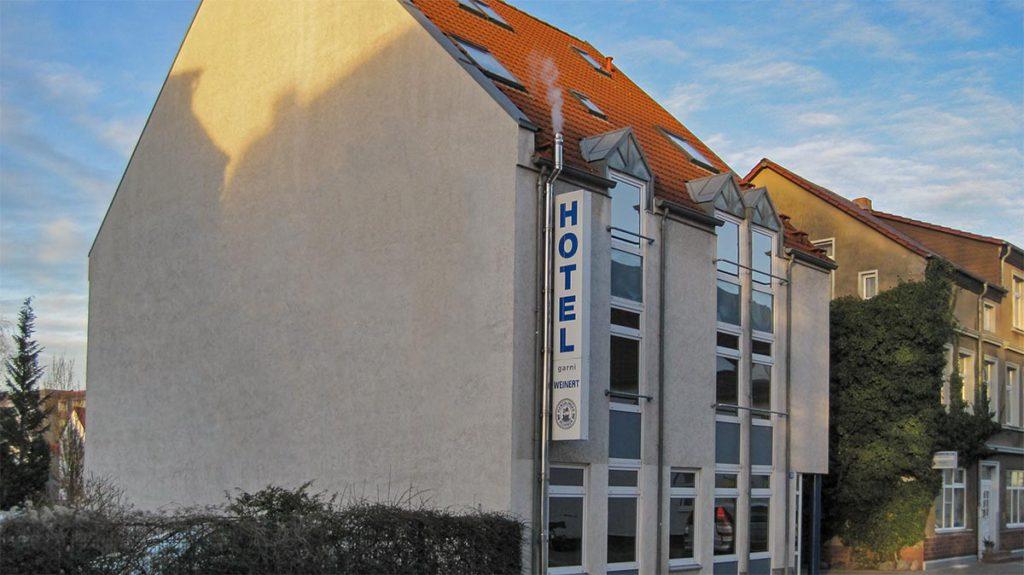 Hotel Weinert Außenansicht